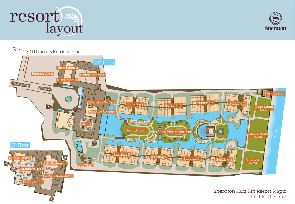 Resort Layout d