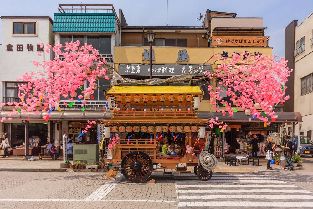 8.Edo Wonderland