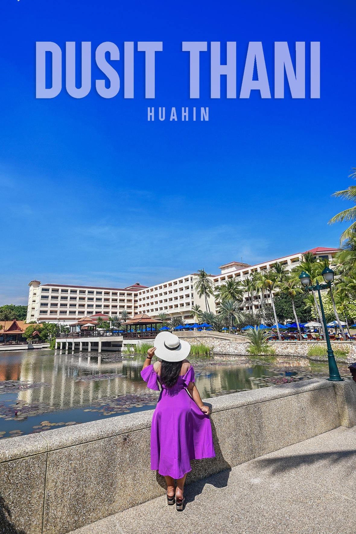 Dusit Thani Hua Hin Hotel (1)