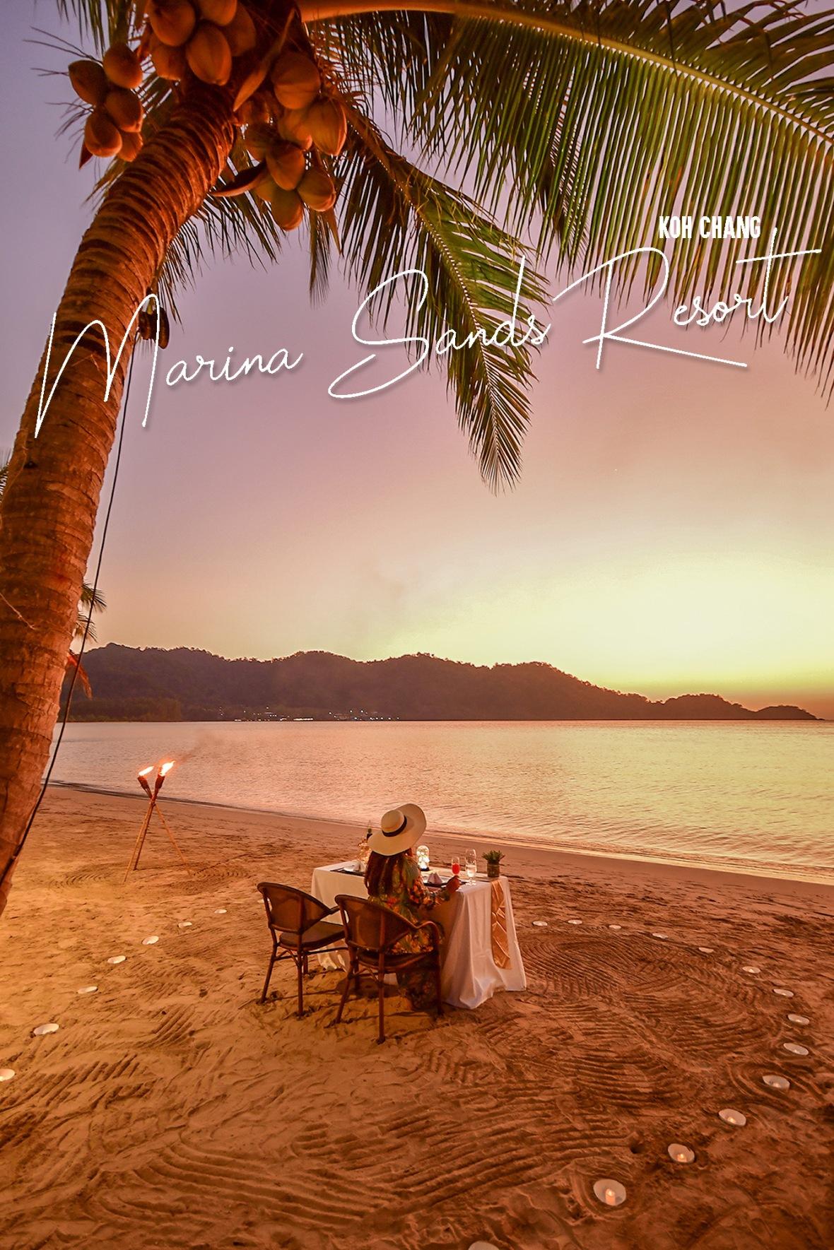 Marina Sand resort Koh Chang, (1)