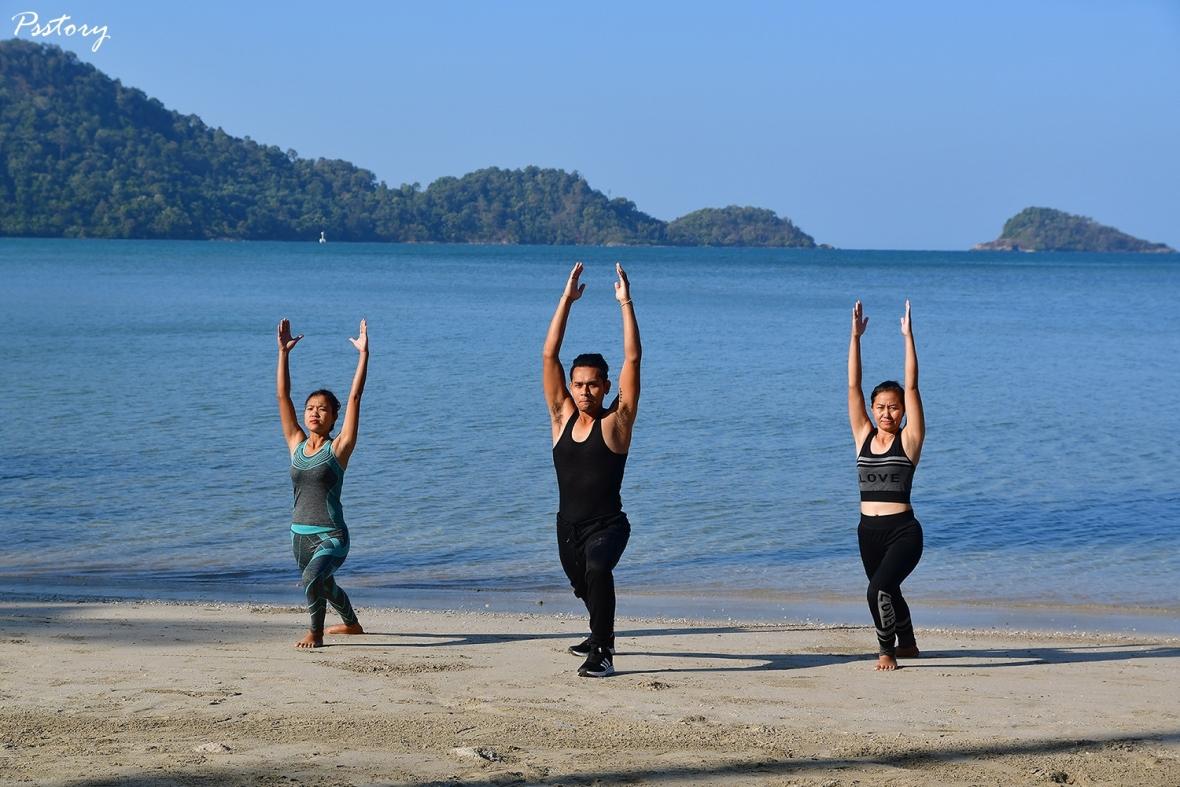 Marina Sand resort Koh Chang, (45)