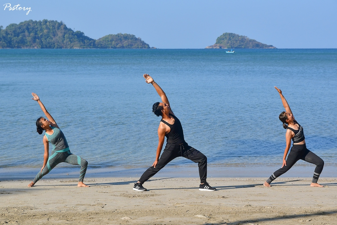 Marina Sand resort Koh Chang, (47)