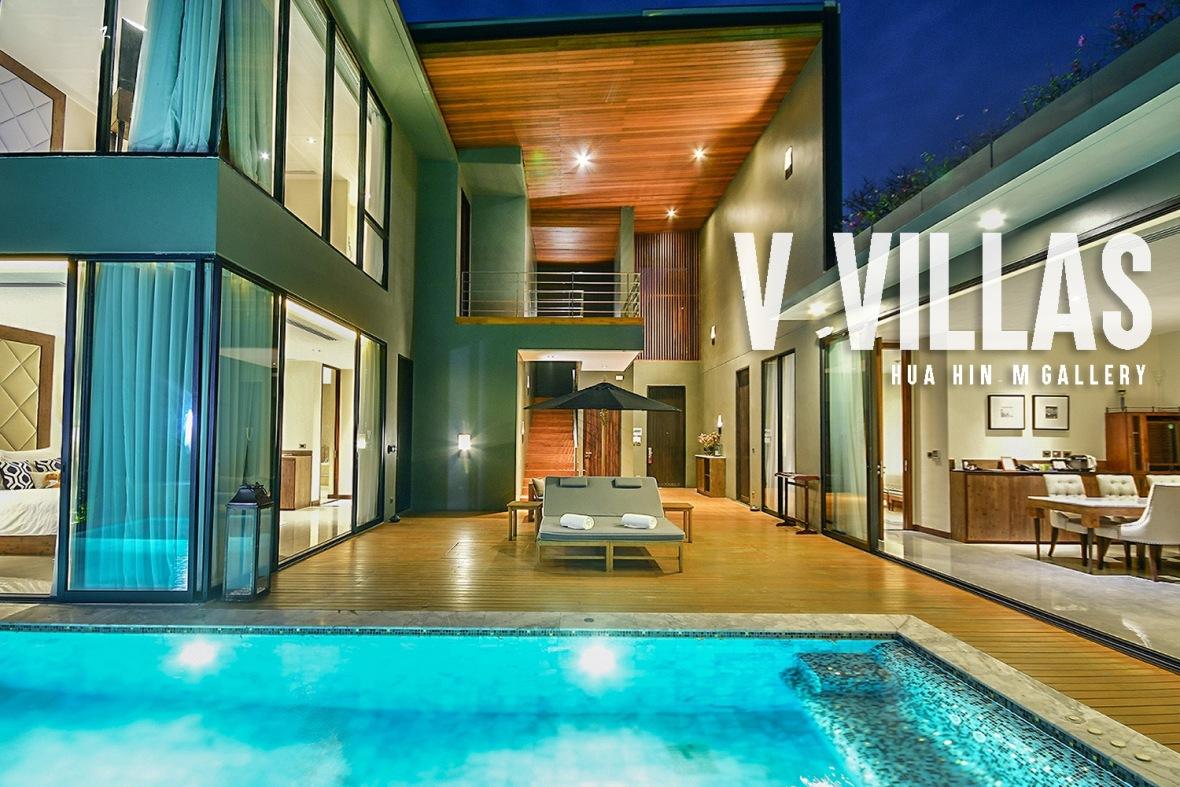V villas Hua Hin (1)