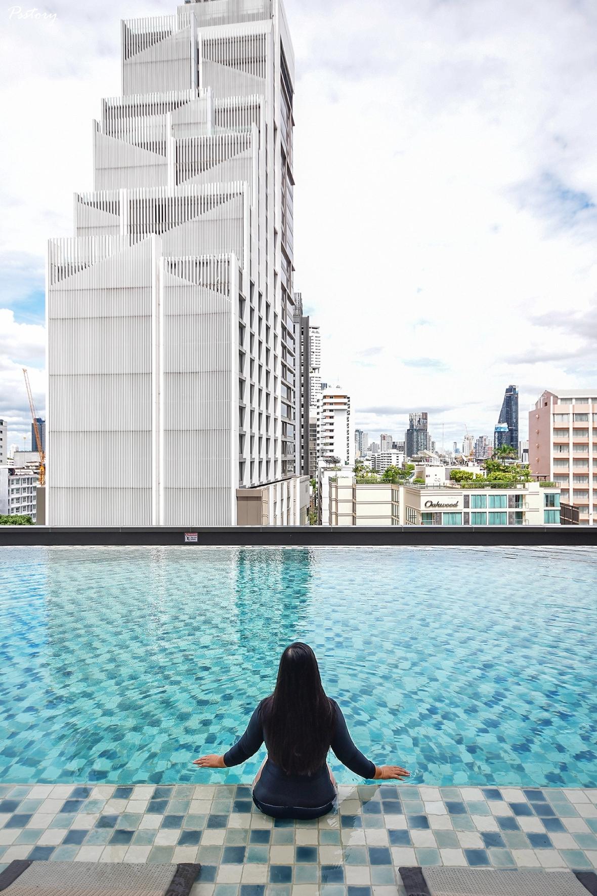 Oakwood Suite Bangkok (102)