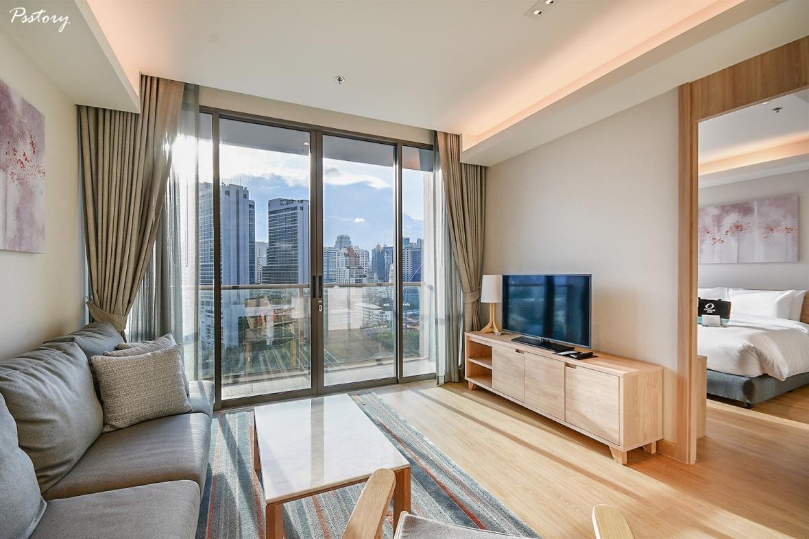 Oakwood Suite Bangkok (37)