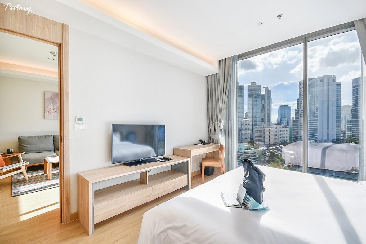 Oakwood Suite Bangkok (38)
