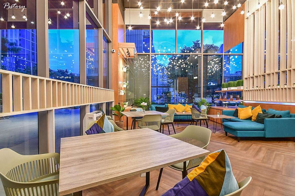 Oakwood Suite Bangkok (52)
