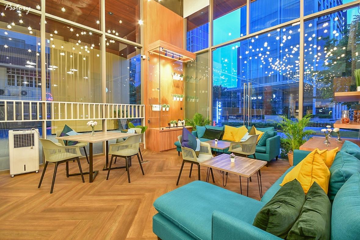 Oakwood Suite Bangkok (55)