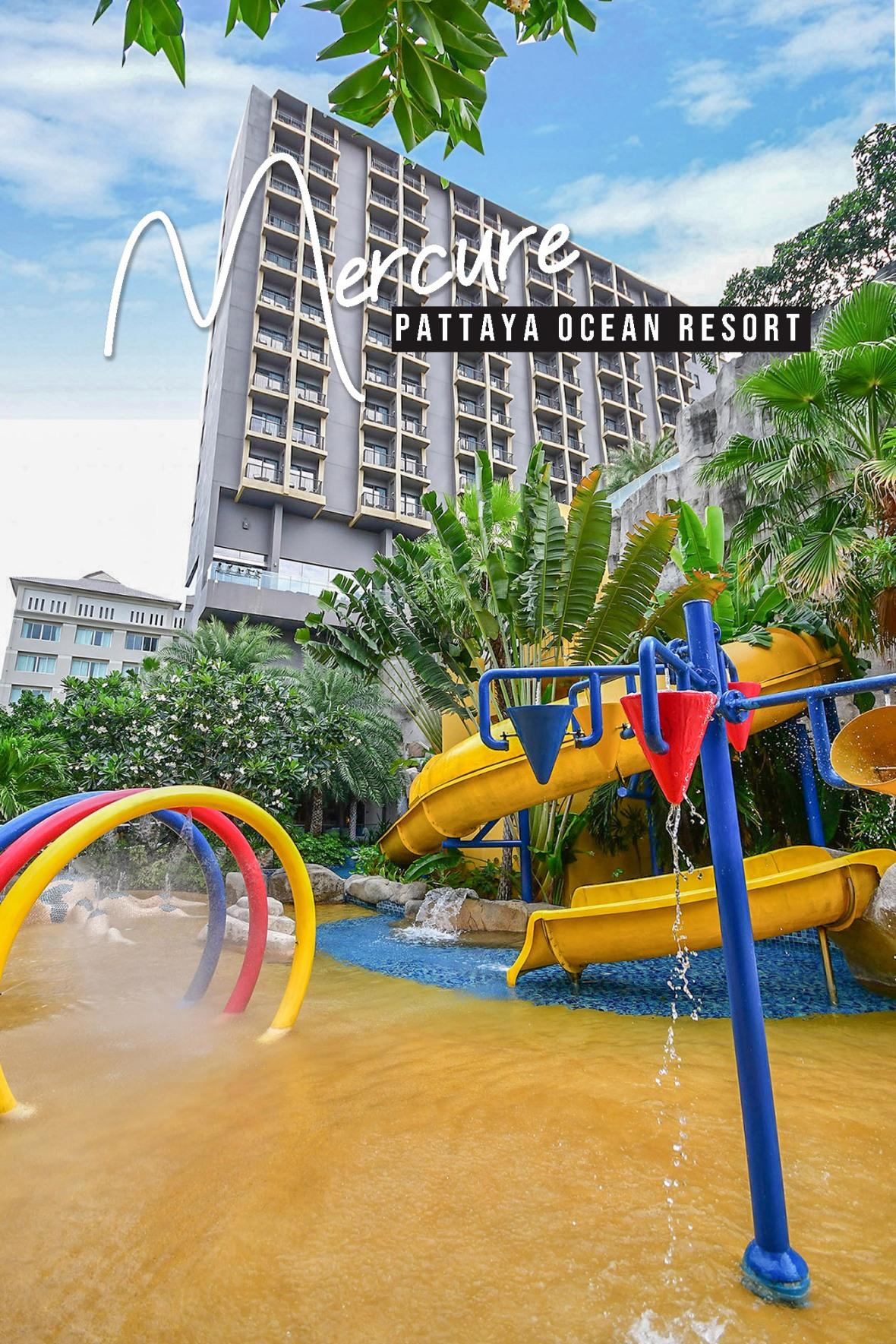 Mercure Pattaya Ocean Resort (1)