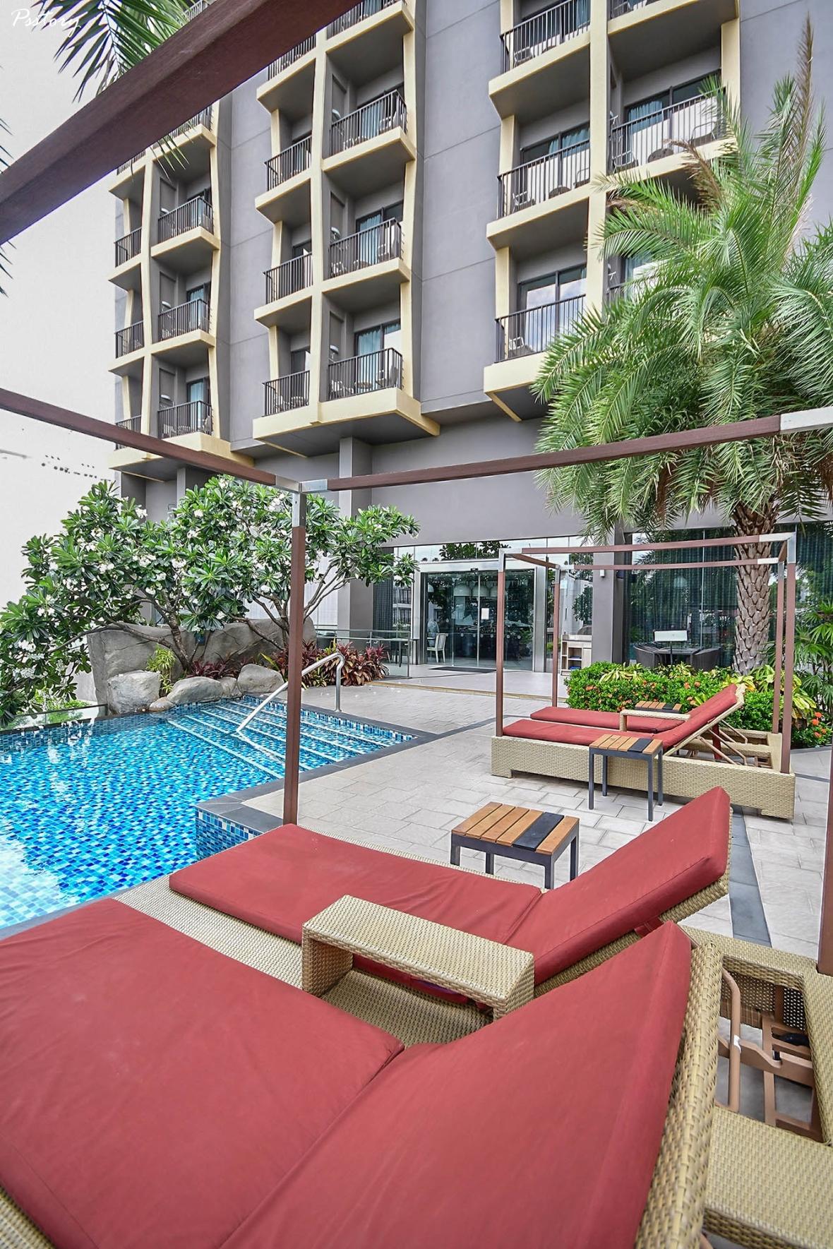 Mercure Pattaya Ocean Resort (21)
