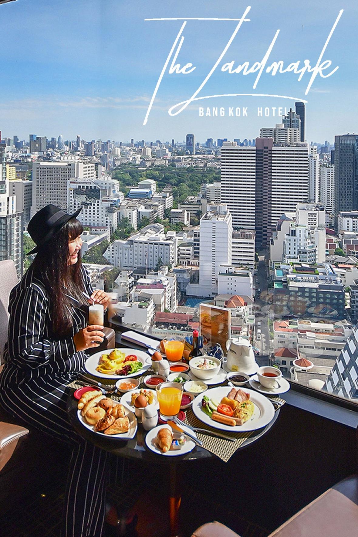 The Landmark Bangkok Hotel (1)