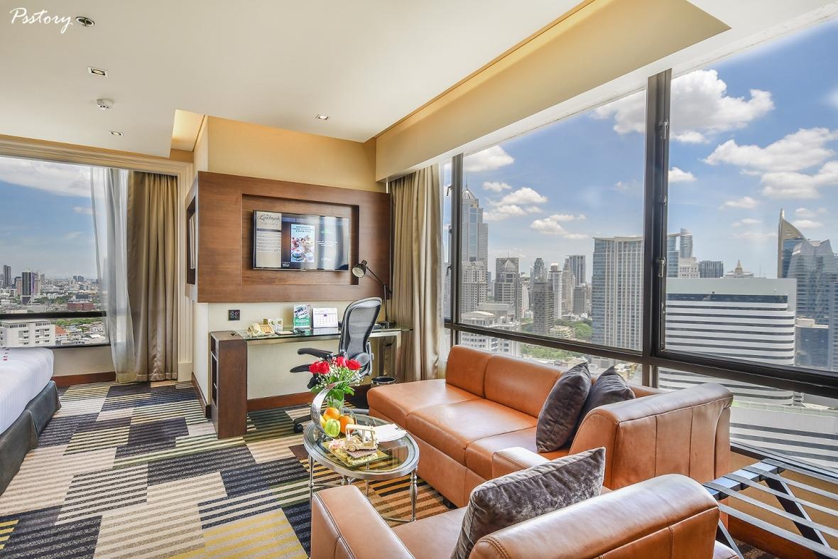 The Landmark Bangkok Hotel (19)