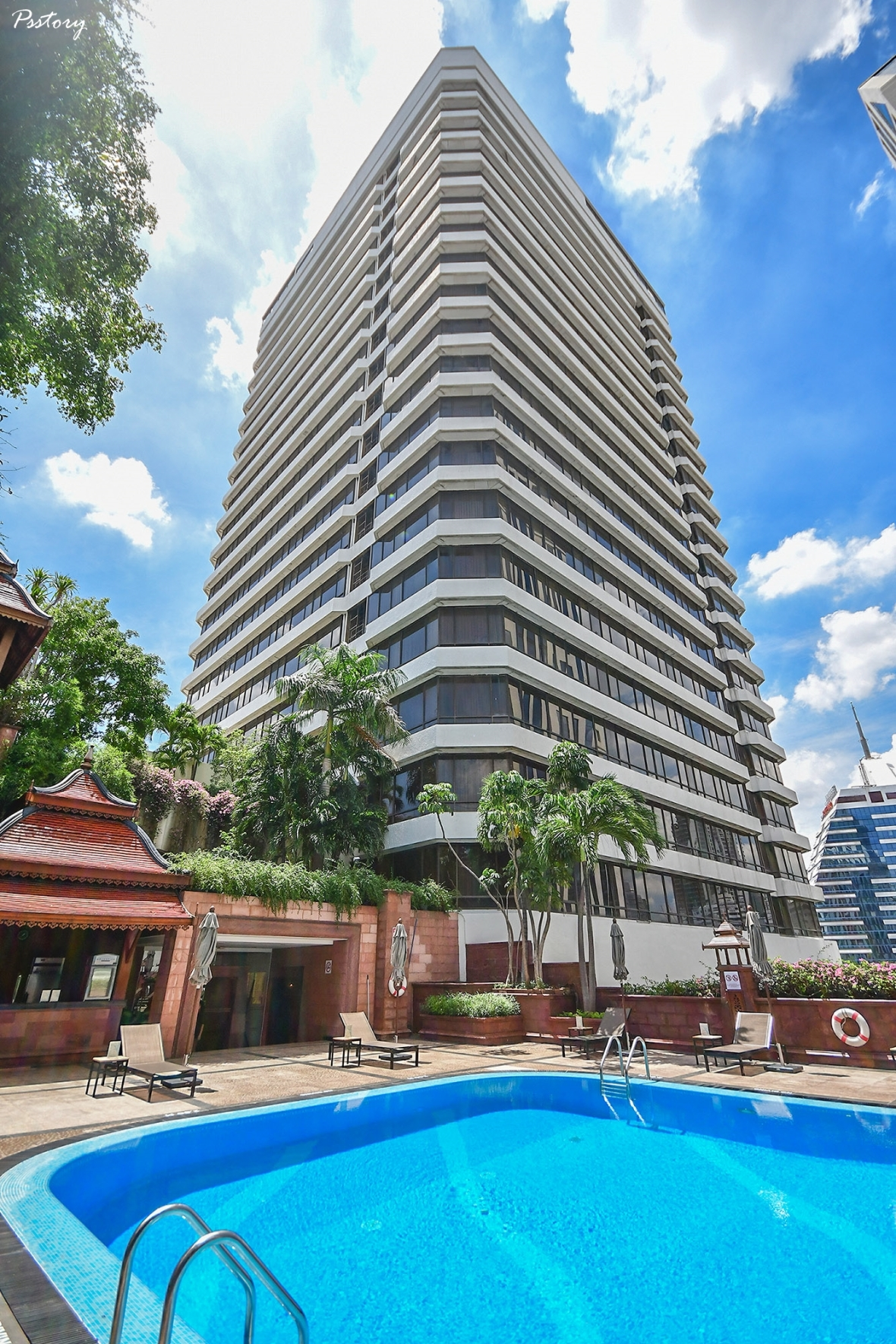 The Landmark Bangkok Hotel (26)