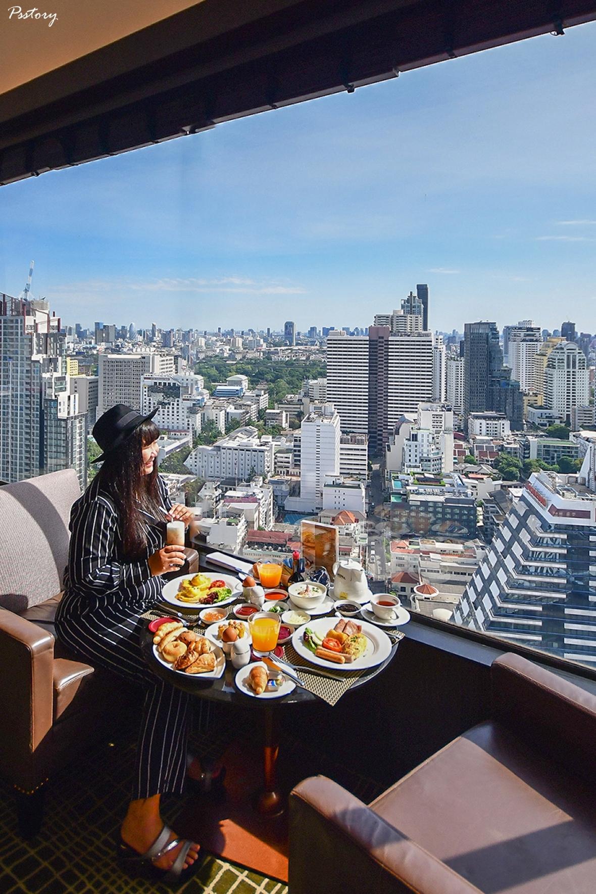 The Landmark Bangkok Hotel (76)